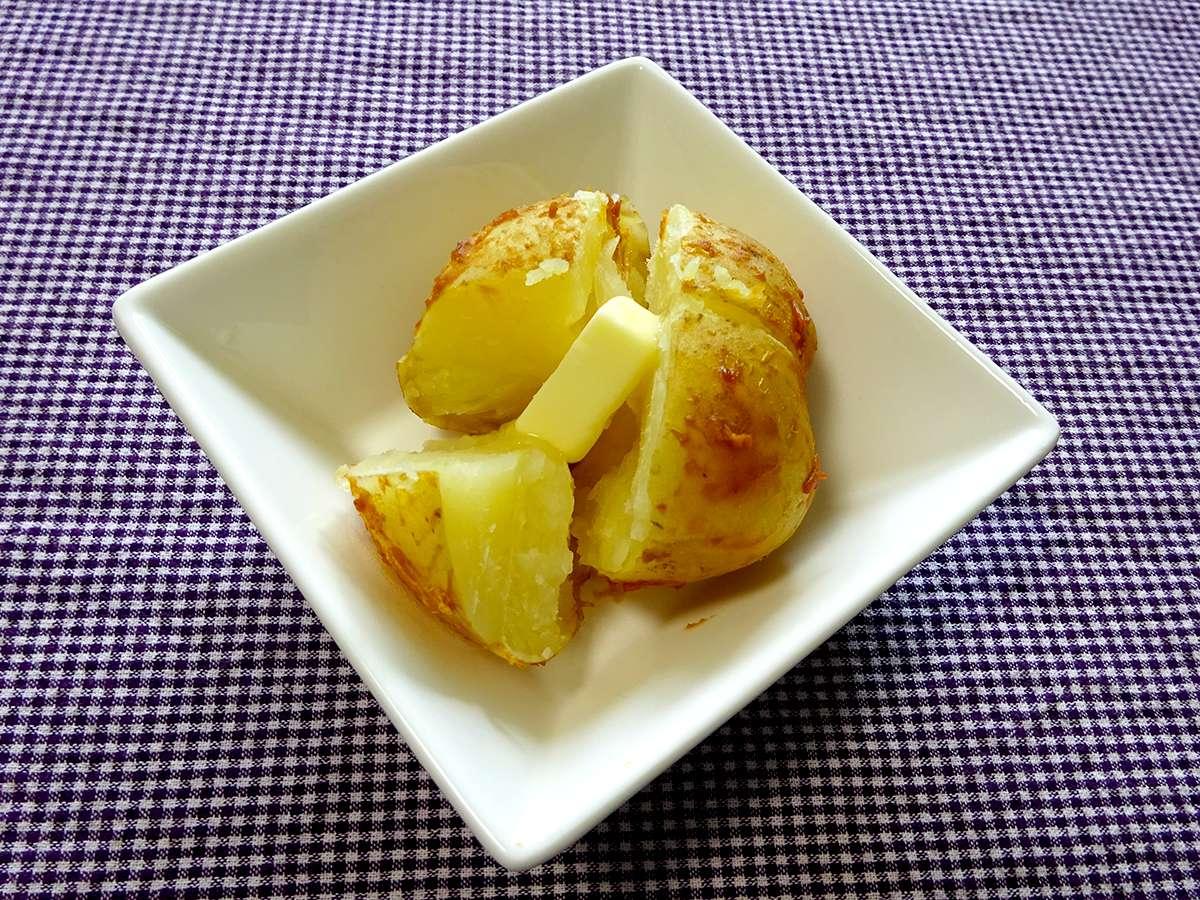 みそじゃがバター(炊飯器版)